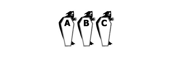 4YEO Halloween Font