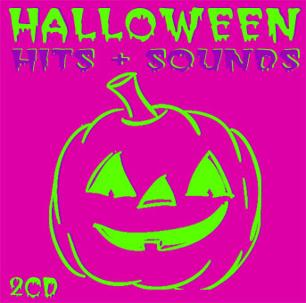 Halloween Hits + Sounds Doppel-CD