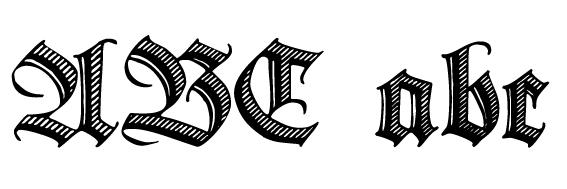DeutscheZierschrift