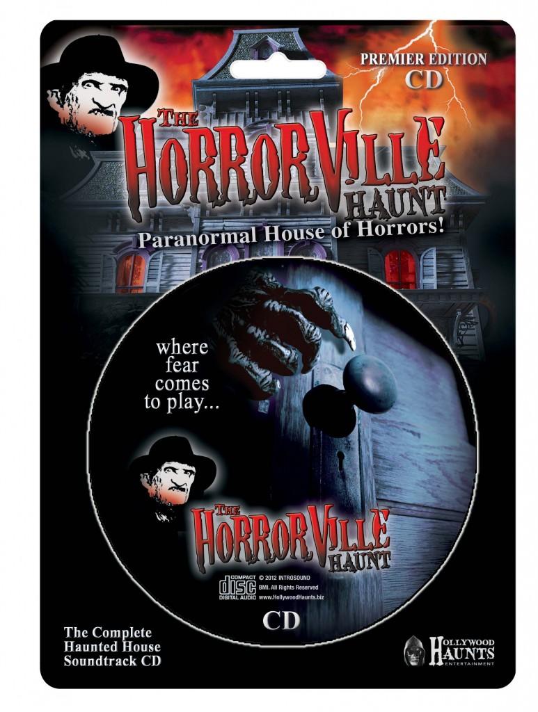 Horrorville CD