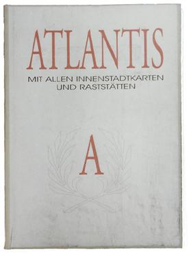 Buch: Atlantis