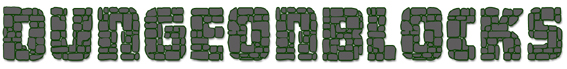 Dungeon Blocks Font