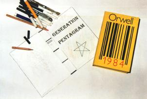 Buch Generation Pentagram