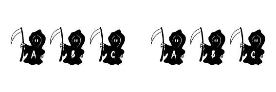 Little Reaper Font