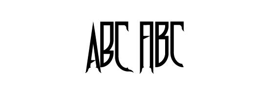 Nosferotica Font
