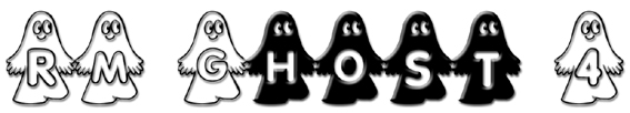 RM Ghost 4 Font