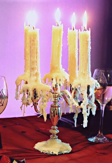 Schloß Kerzenständer