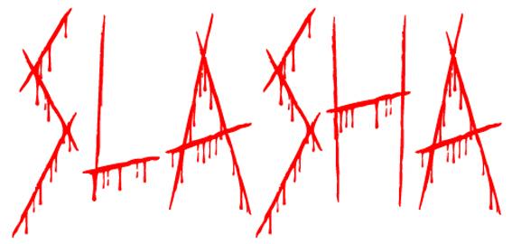Slasha Font