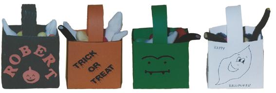 Kleine Taschen für Gastgeschenke