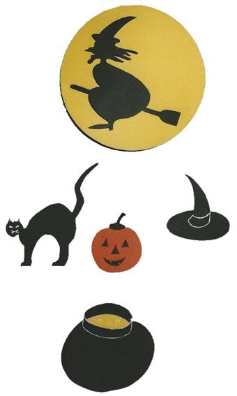 Halloween-Mobilé