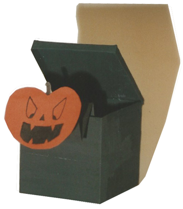 Halloween Jack in the Box