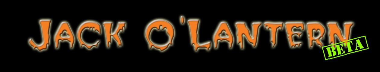Jack o'Lantern die Welt von Halloween